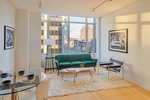 Stunning 2BR Penthouse Condo In Downtown Brooklyn. Unobstructed City Views & Gourmet Chef Kitchen!